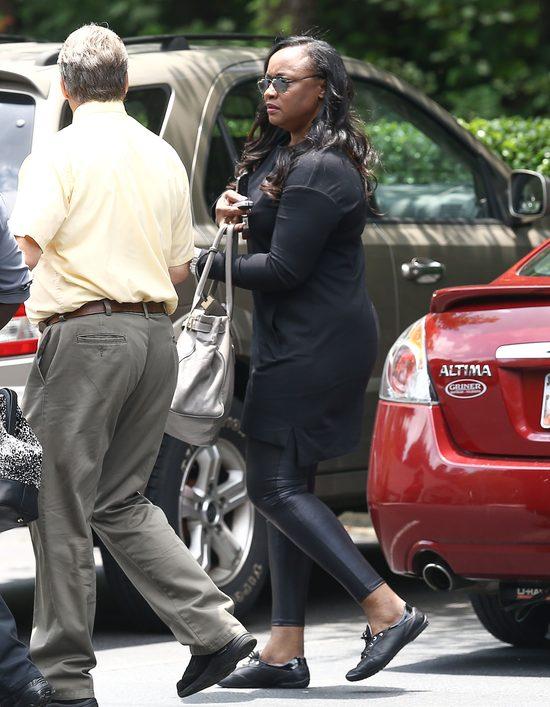 Tu umiera córka Whitney Houston (FOTO)