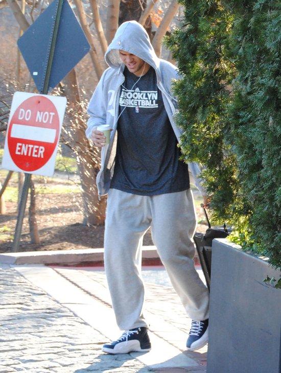 Kris Humphries nie spieszy się do rozwodu (FOTO)