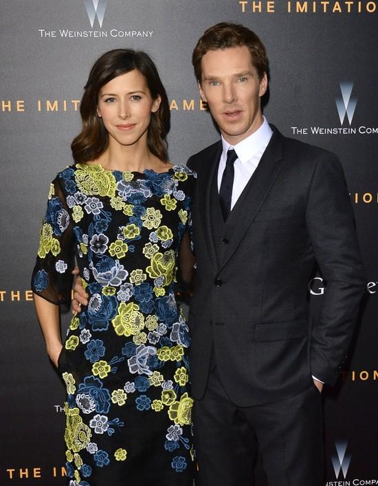 Benedict Cumberbatch będzie tatusiem?