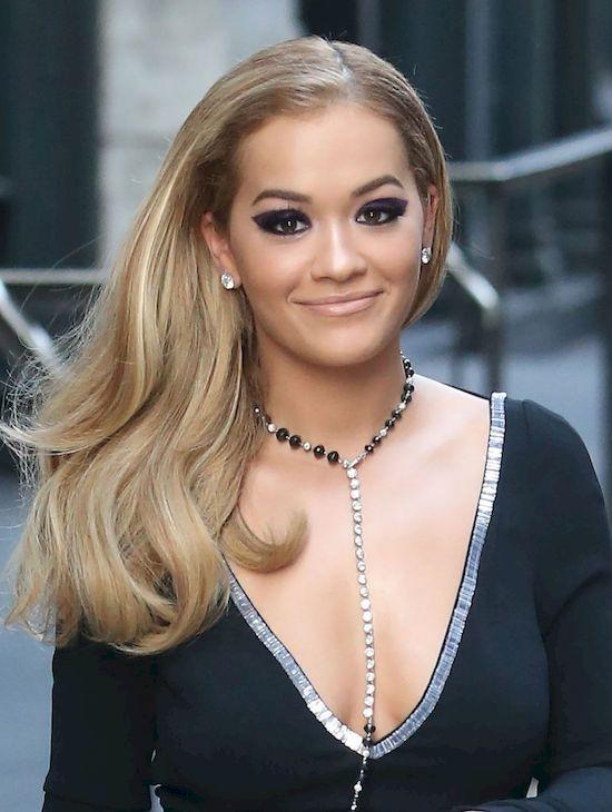 Wow! Rita Ora dawno nie była aż tak seksowna! (FOTO)