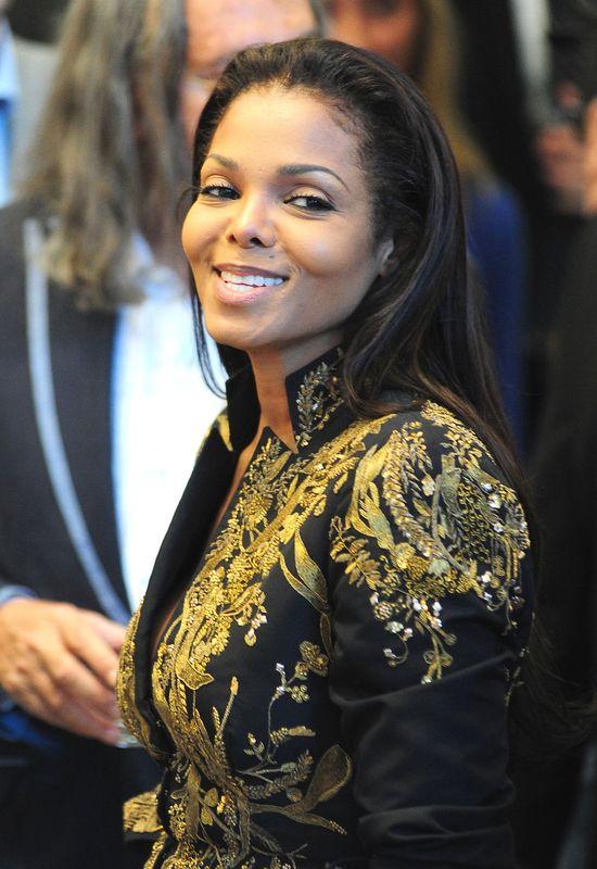 Janet Jackson spodziewa się pierwszego dziecka!
