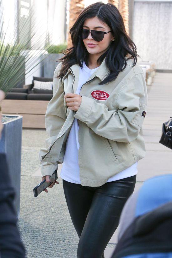 Kylie Jenner pokazała się bez make-upu... i wygląda KOMPLETNIE inaczej