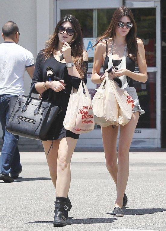 Kylie i Kendall Jenner w wersji naturalnej (FOTO)
