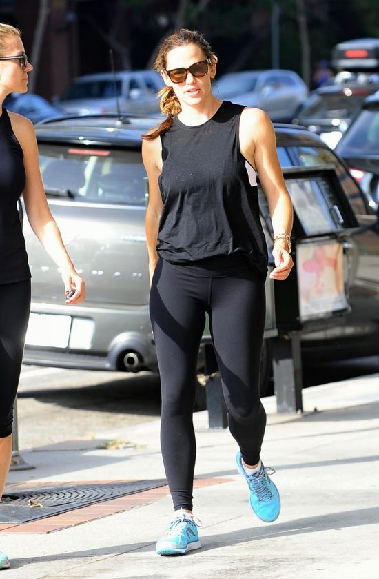 Czy po Jennifer Garner widać już pierwsze oznaki ciąży? (FOTO)