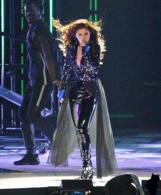 Selena Gomez ma depresję przez Justina Biebera?