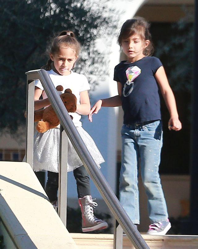 Dzieci Jennifer Lopez s� bardziej podobne do ojca (FOTO)
