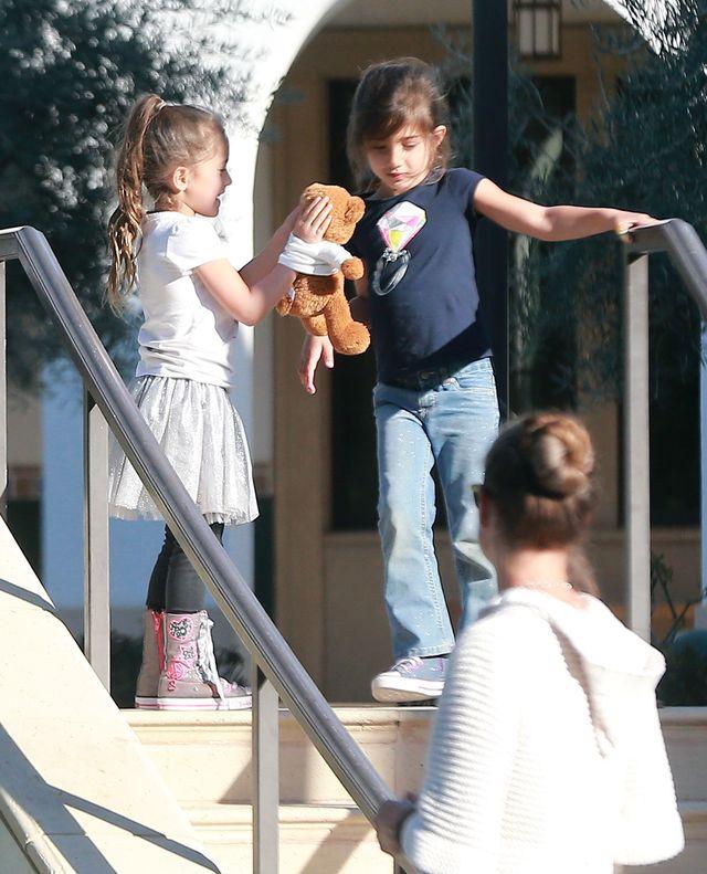 Dzieci Jennifer Lopez są bardziej podobne do ojca (FOTO)