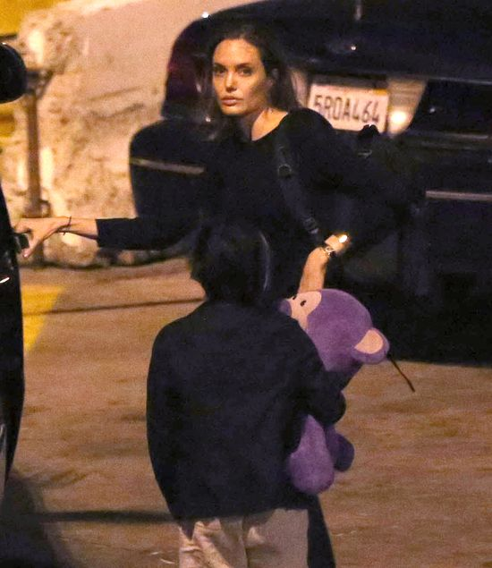 Brad Pitt martwi się o Angelinę Jolie