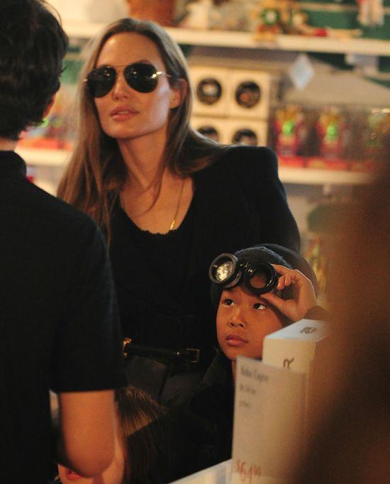 Angelina Jolie jako Maleficent (FOTO)