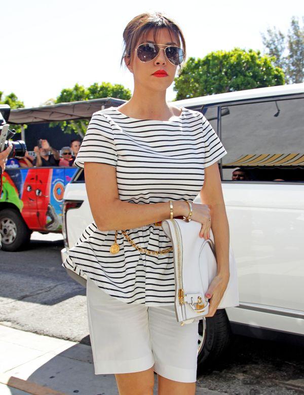 Były kochanek Kourtney Kardashian chce testu DNA