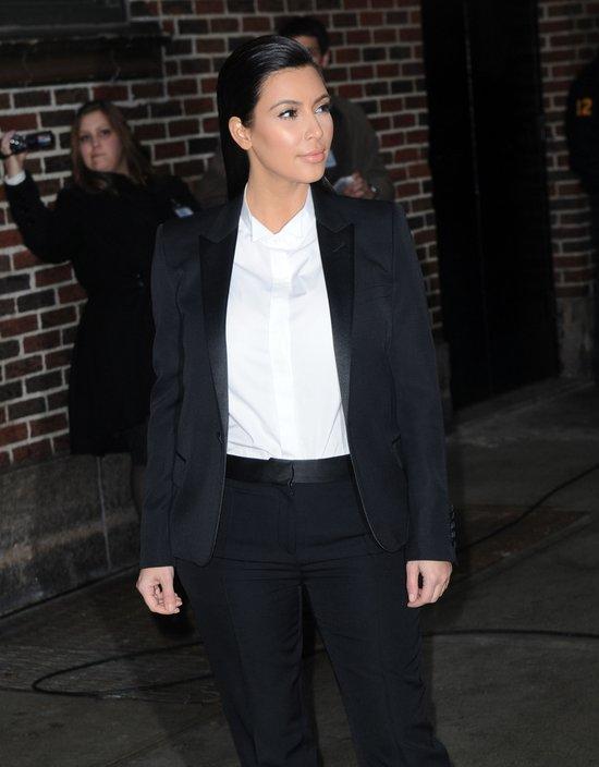 Mówili, że Kim Kardashian zbrzydnie w ciąży… (FOTO)