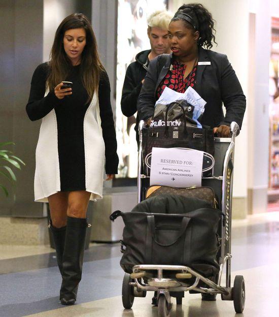 Kim Kardashian jest WIELKA (FOTO)