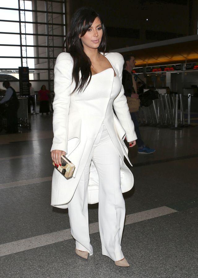 Kim Kardadhian odwo�a�a alarm z poronieniem