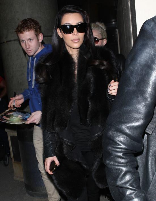 Kim Kardashian jakby przygasła (FOTO)
