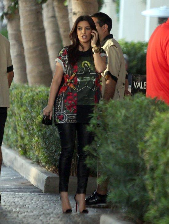 Czy po Kim Kardashian widać efekty odchudzania?