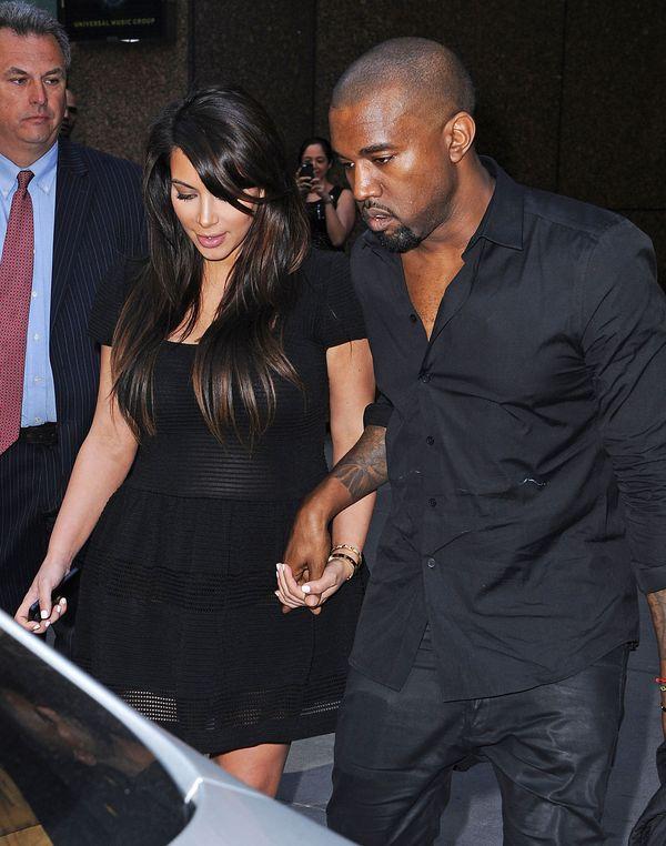 Kim Kardashian zna już płeć dziecka