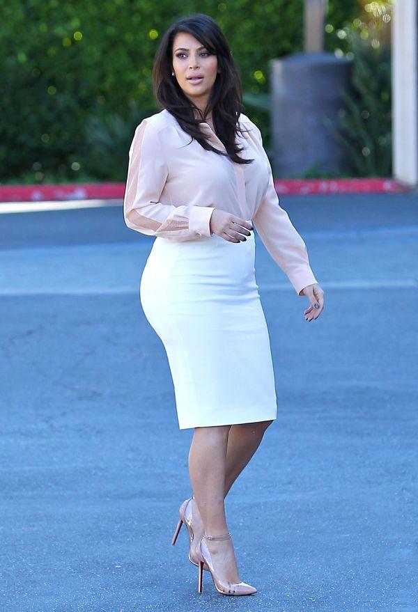 Kim Kardashian przemówiła!