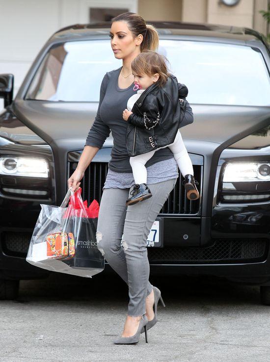 Kim Kardashian i Kanye West wybrali szkołę dla Nori