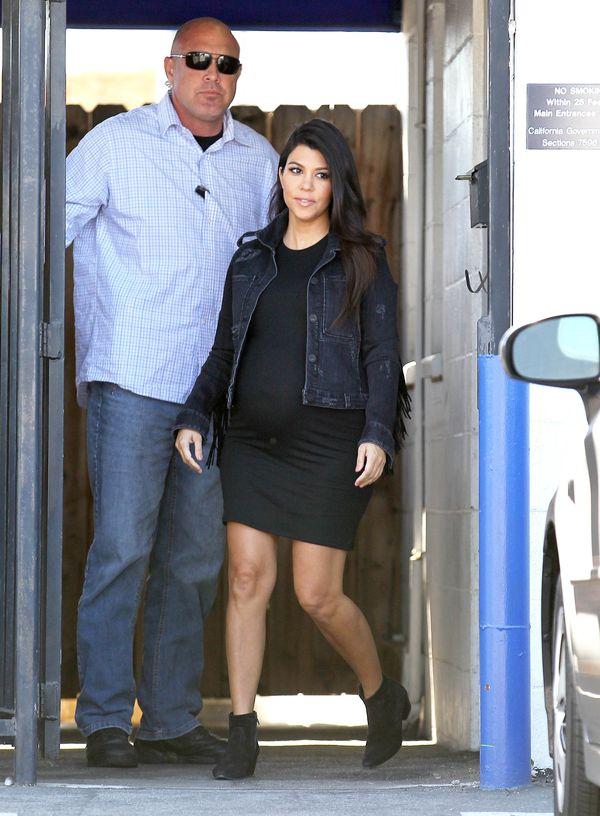 Dzieli stylist� z Kourtney Kardashian? (FOTO)