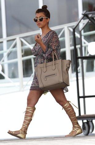 Kourtney Kardashian wygląda lepiej, niż Kim! (FOTO)