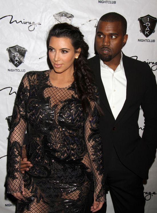 Kim Kardashian i Kanye West gospodarzami Sylwestra (FOTO)