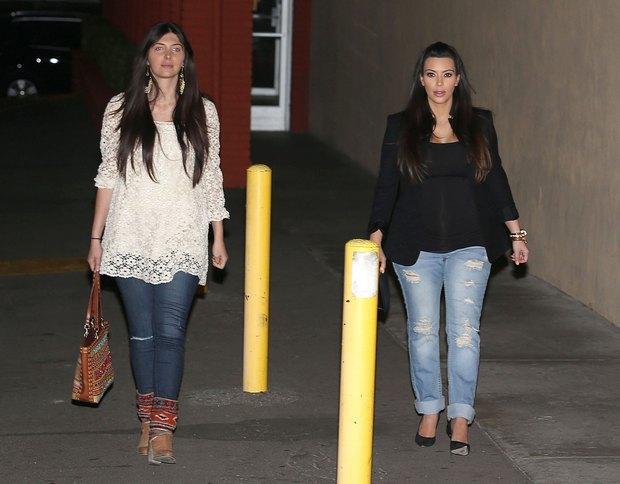 Smutna i samotna Kim Kardashian (FOTO)