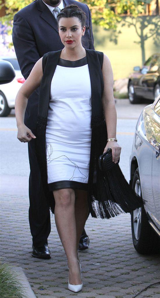 Klan Kardashianów na urodzinach jednej z sióstr (FOTO)