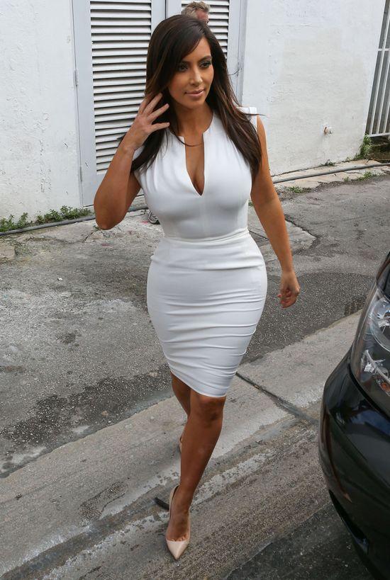 Kim Kardashian - dzień bez zakupów dniem straconym (FOTO)