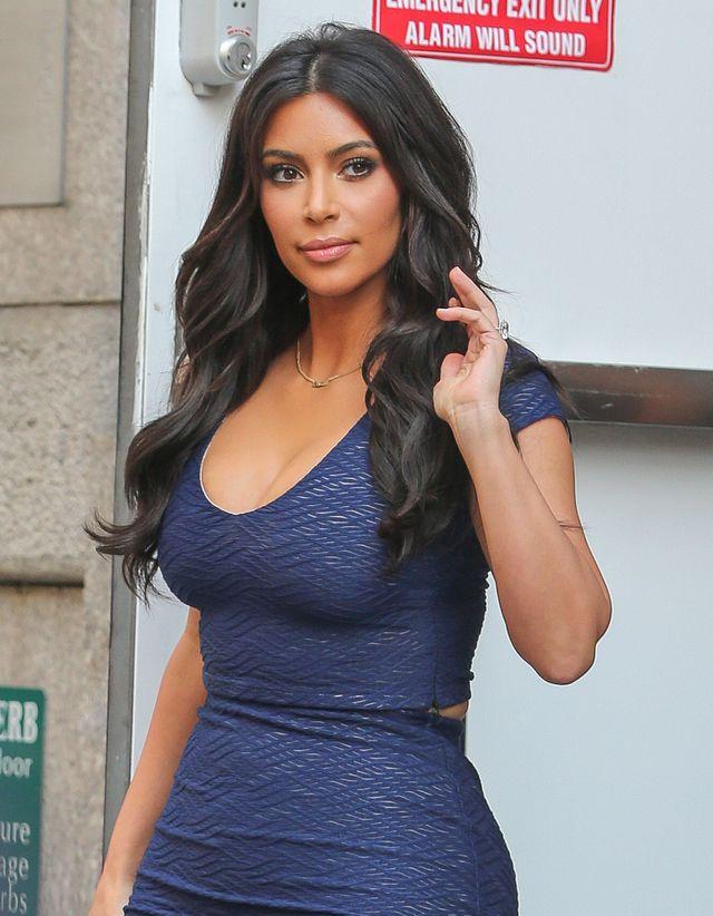 Kim Kardashian chwali się figurą w bikini (FOTO)