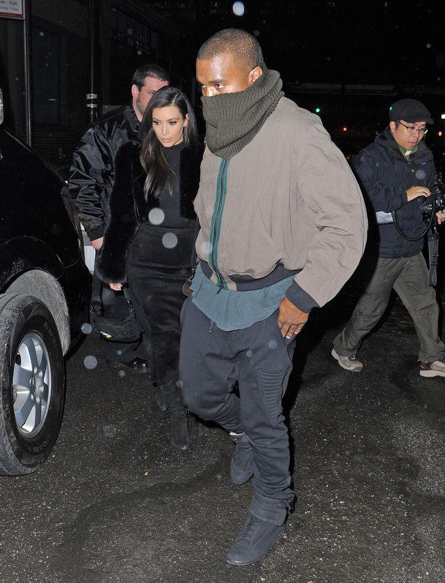 Wr�bita przepowiada, czy ma��e�stwo Kim i Kanye przetrwa...