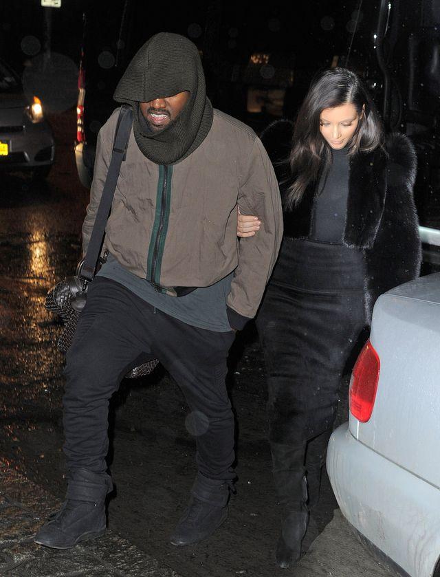 Wróżbita przepowiada, czy małżeństwo Kim i Kanye przetrwa...