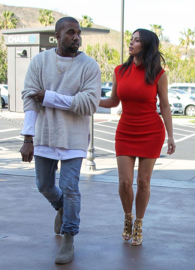 Jaki był pierwszy pocałunek Kim i Kanye?