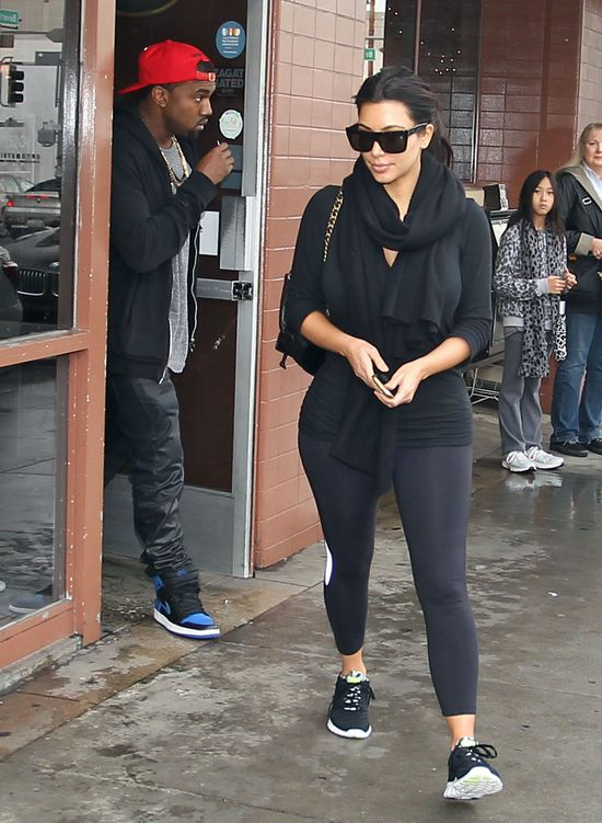 Kanye West ogłasza: Kim Kardashian jest w ciąży!