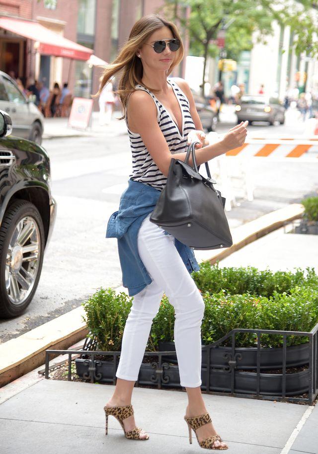 Miranda Kerr seksowna od stóp do głów (FOTO)