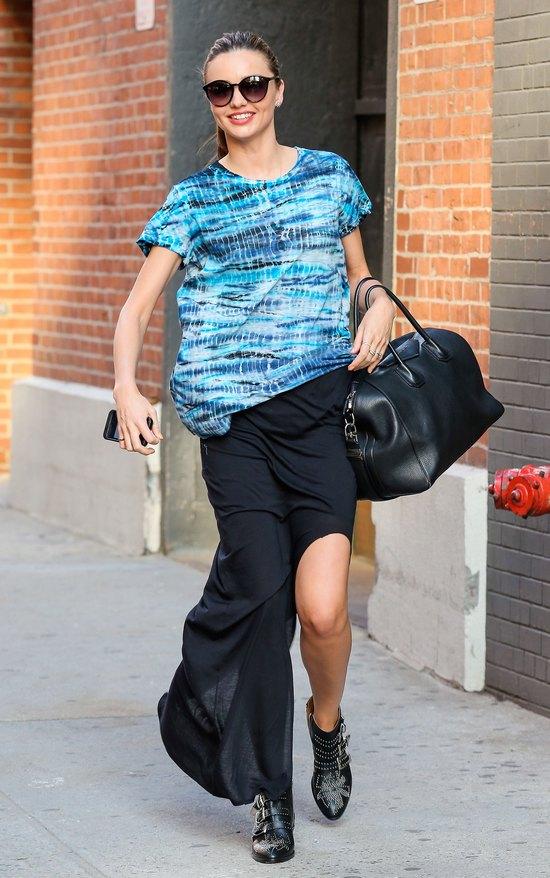 Miranda Kerr cała w skowronkach (FOTO)