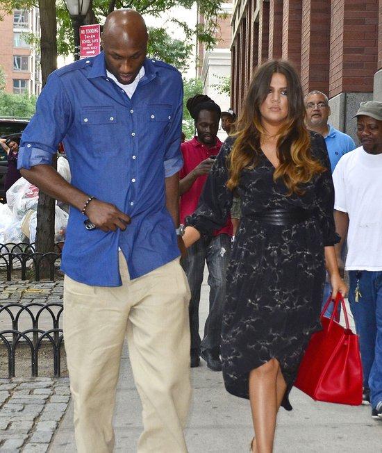 Lamar Odom chce się rozwieść z Khloe Kardashian?