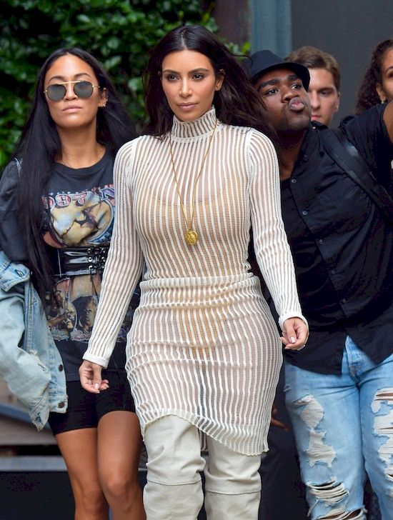 Kim Kardashian NIE CHCE posy�a� North West do szko�y! Boi si�...