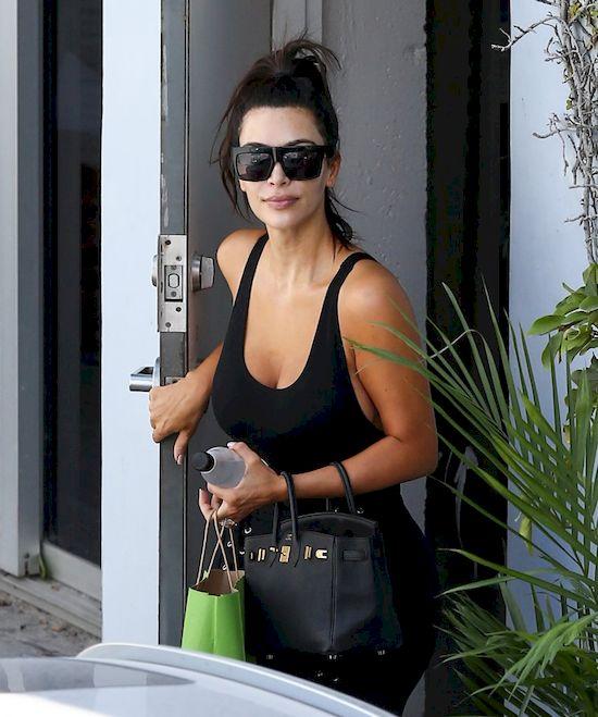 Kim Kardashian w panice! Obawia się opublikowania nowej seks-taśmy!