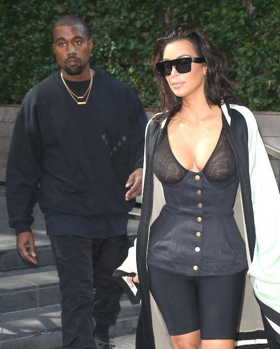 Osobie, która ostatnio nagrała Kim Kardashian grozi więzienie!