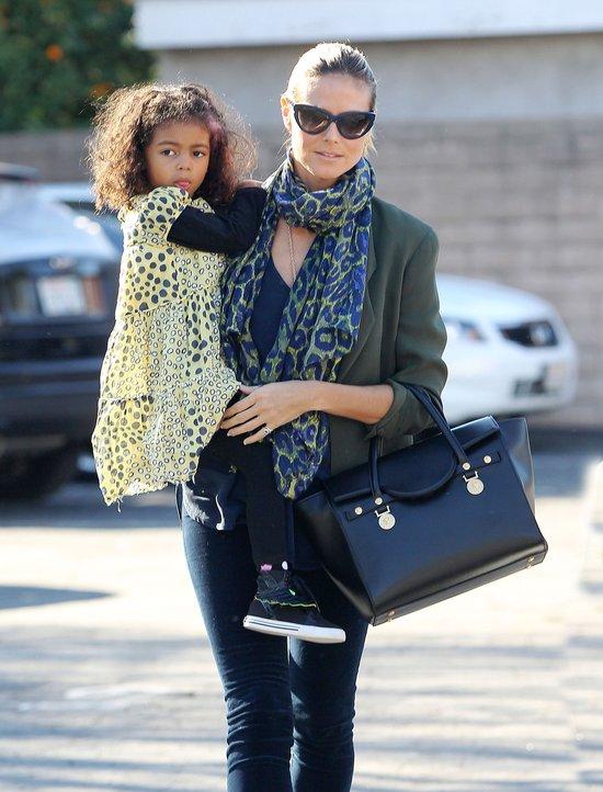 Córka gwiazdy kopiuje styl mamy (FOTO)