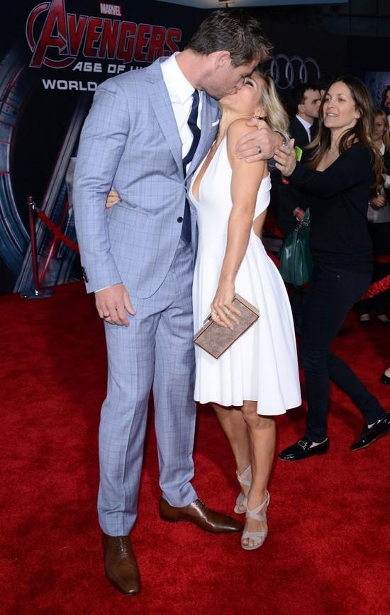 To zdjęcie Chrisa Hemswortha i jego córeczki roztopi serca