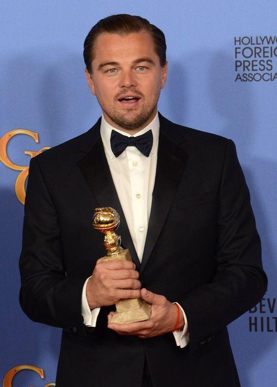 Leonardo DiCaprio podj�� zak�ad... z iloma modelkami si� prze�pi