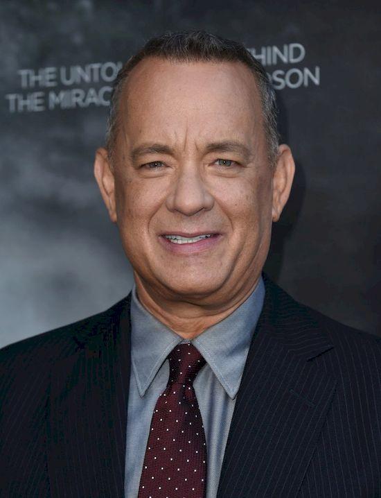 Tom Hanks przeszkodzi� m�odej parze w najbardziej uroczy spos�b (FOTO)