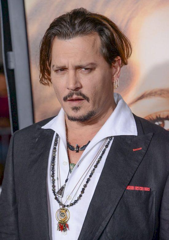 Johnny Depp z rado�ci� spe�ni nieoczkiwan� pro�b� Amber Heard