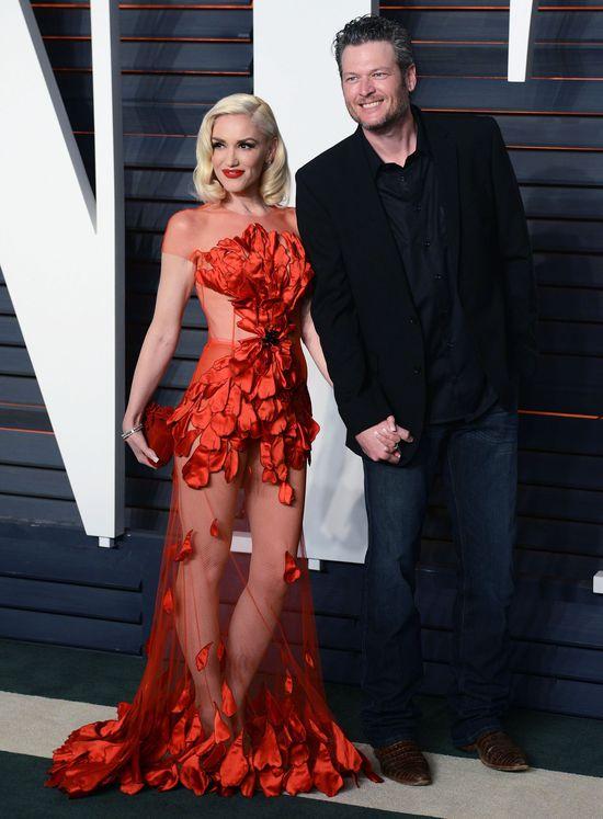 Wsp�lny wyst�p Gwen Stefani i Blake'a Sheltona wzrusza do �ez (VIDEO)