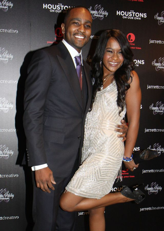 Bobbi Kristina Brown (córka Whitney Houston) wyszła za mąż