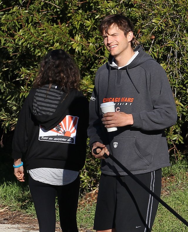 Kunis i Kutcher maj� do�� plotek na temat swego wygl�du