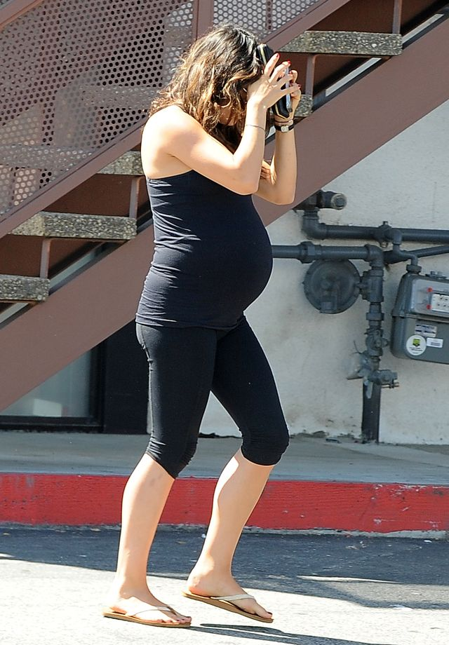 Skoro przed porodem tak wygląda, to co będzie, gdy urodzi?