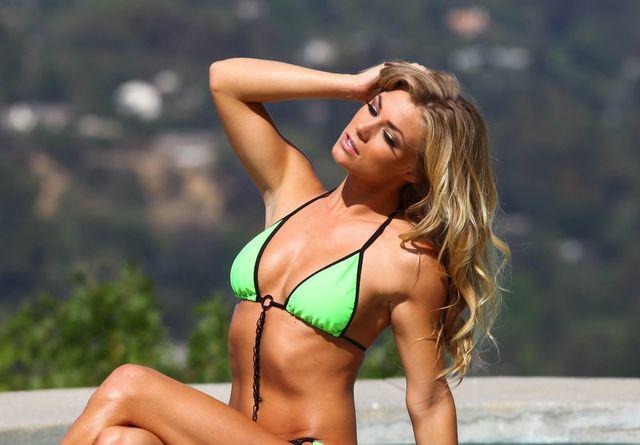 Ponętna Nikki Leigh