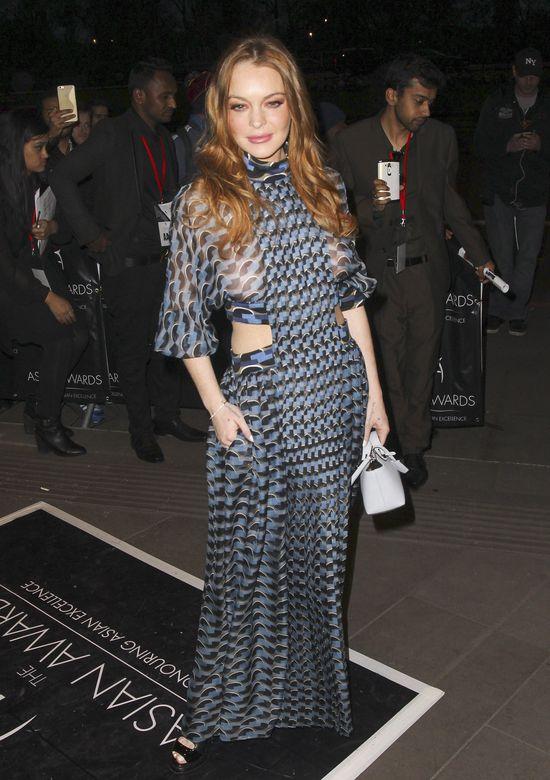 Lindsay Lohan będzie MĘŻATKĄ!